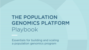 Color - The Population Genomics Platform Playbook