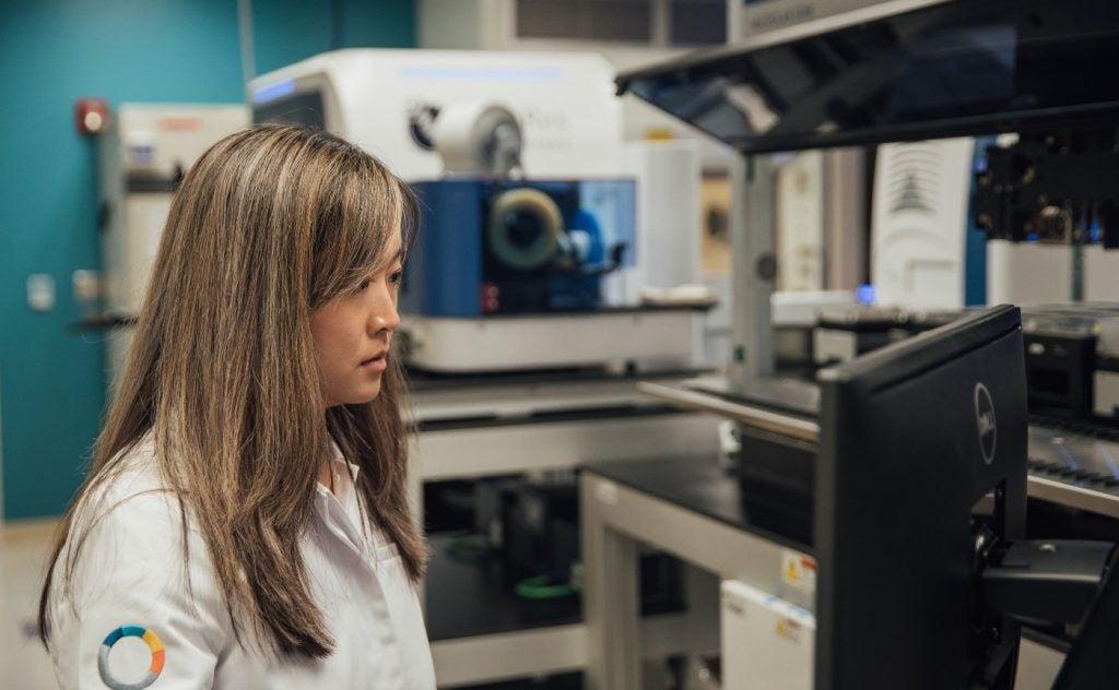 Color Genomics Women in Research