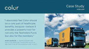 Color Case Study Teamsters Health & Welfare Fund of Philadelphia and Vicinity