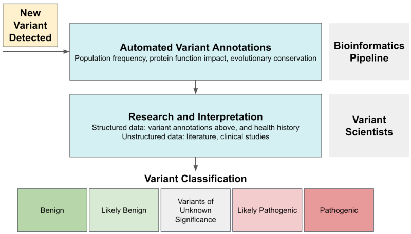 LEAP: (Machine) Learning from Evidence to Assess Pathogenicity